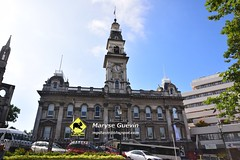 Dunedin en Nouvelle-zélande
