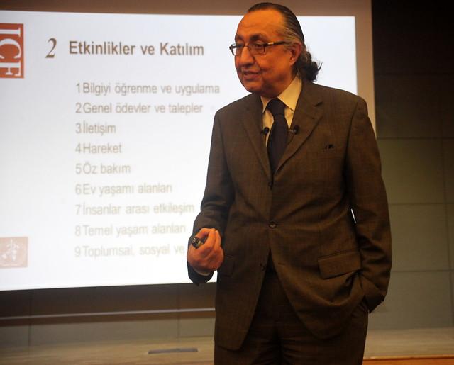 Sağlık Bilimlerinde Sınıflandırma Yaklaşımları Konferansı…
