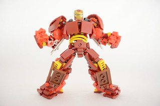 Hulk Buster on my Youtube Channel