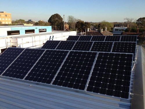 Small Solar PV installations