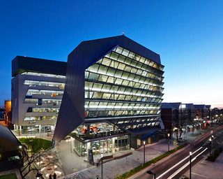 University of South Australia – Jeffrey Smart Building opened April 2014