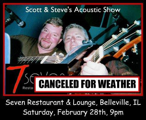 Scott & Steve's Acoustic Show 2-28-15