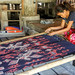 Indonesia - Sumba - Waingapu - Praiyawang Village - (17) - Local people weaving the traditional cloth