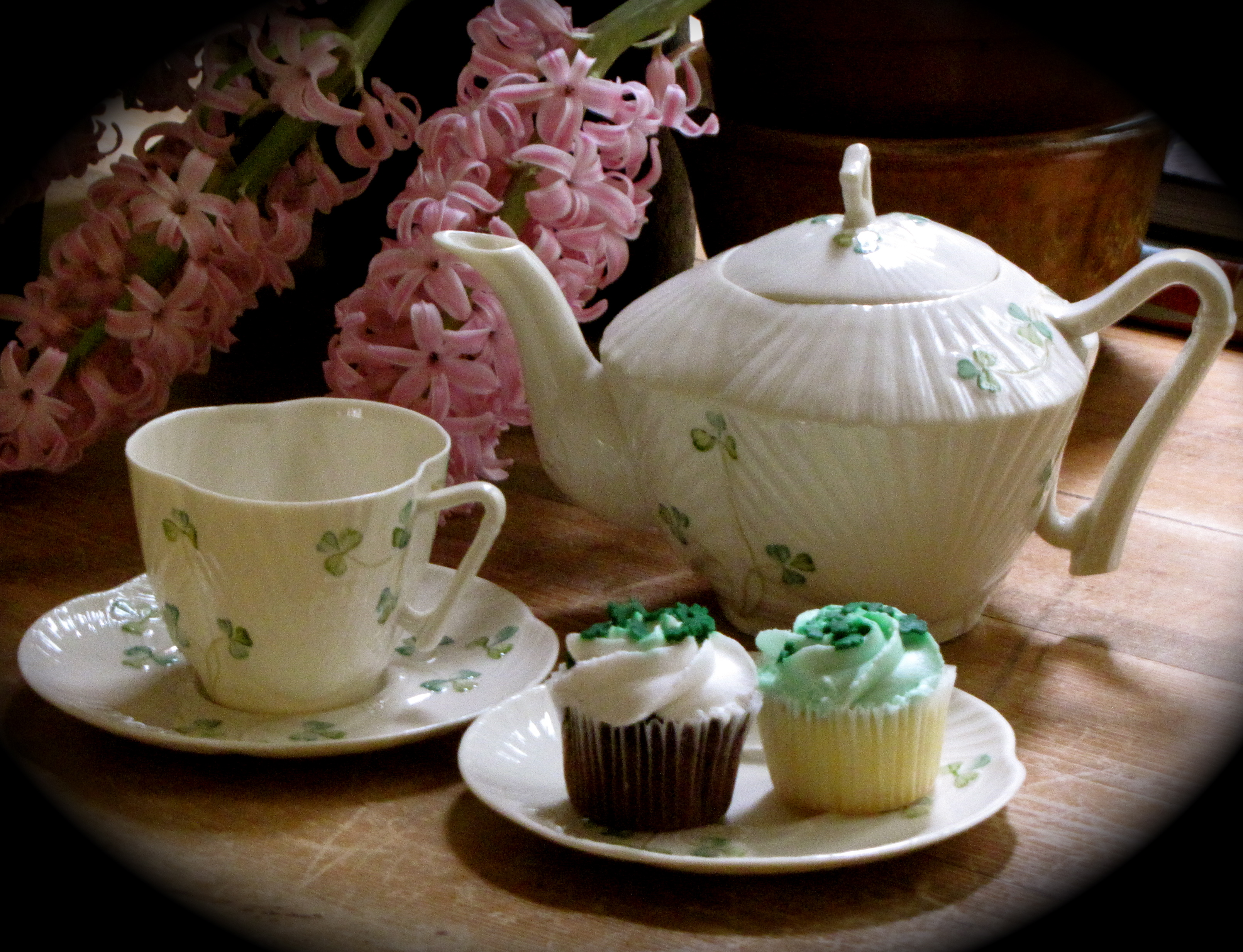 St.Patrick's Day Tea