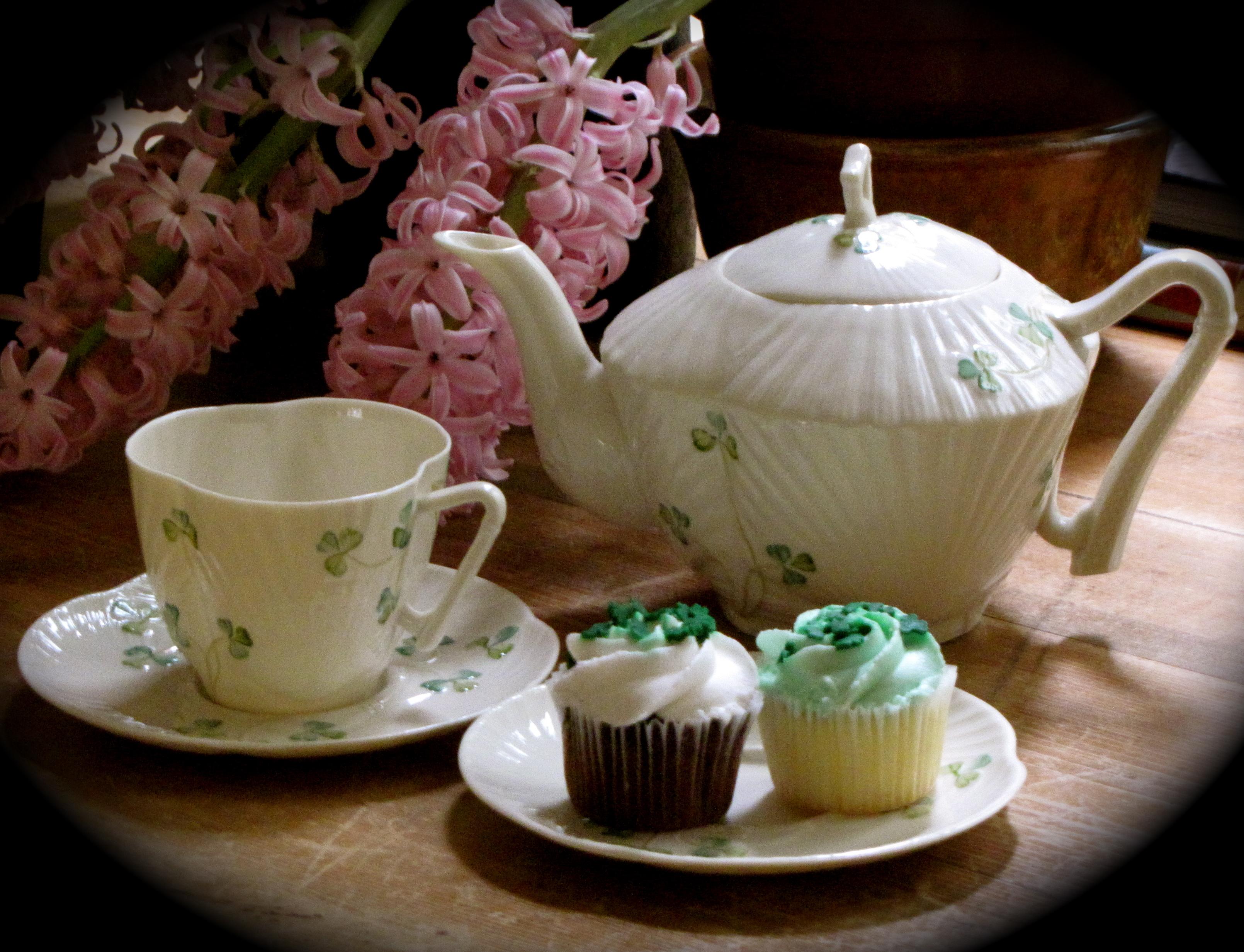 St.Patrick's Day Tea