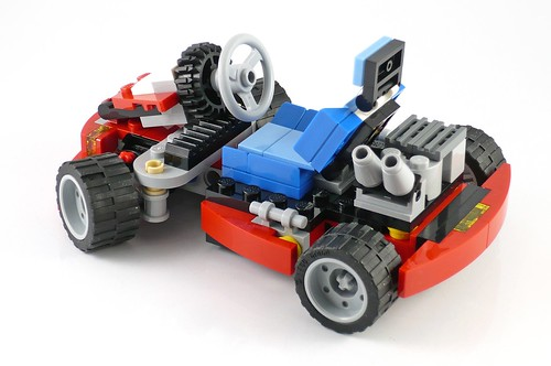 LEGO Creator 31030 Red Go-Kart 04