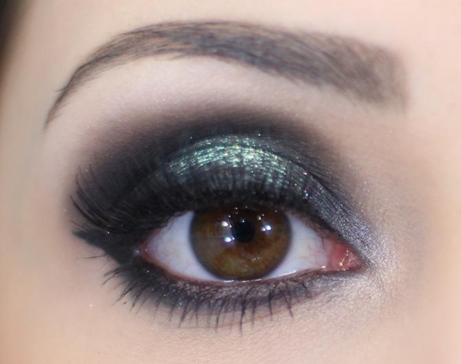 05-maquiagem com pigmento verde blog sempre glamour jana taffarel