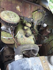 Motor Peugeot 203