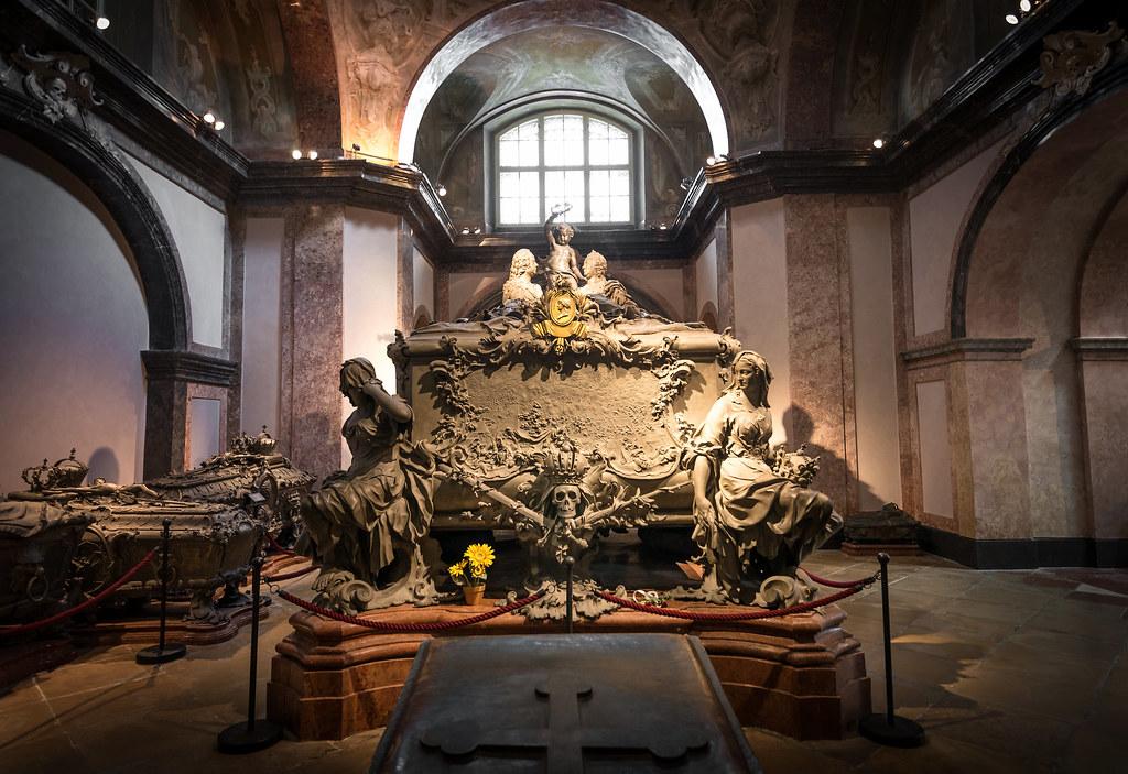 Imperial Crypt / Kaisergruft, Vienna