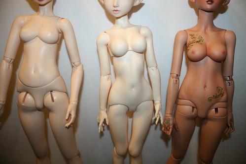 Classy Doll vs Feeple 60