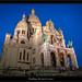 Basilique du Sacré Coeur, Montmartre, Paris