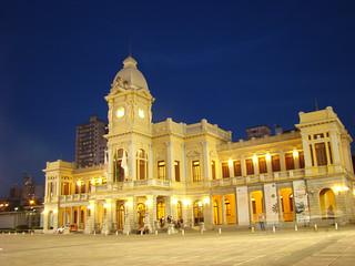 Praça Rui Barbosa - Praça da Estação