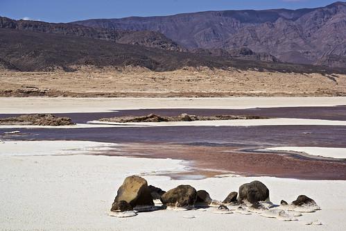 Assal Lake, Djibouti