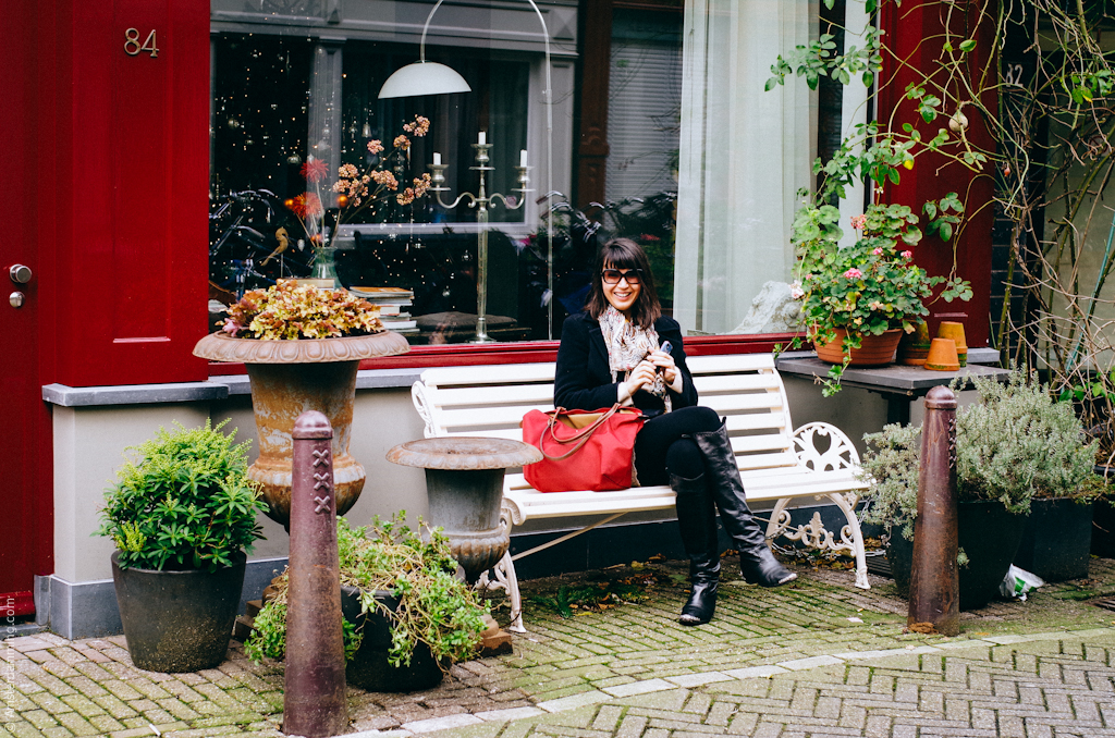 Amsterdam, Sunday Morning In Jordaan