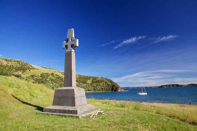 Marsden cross memorial reserve