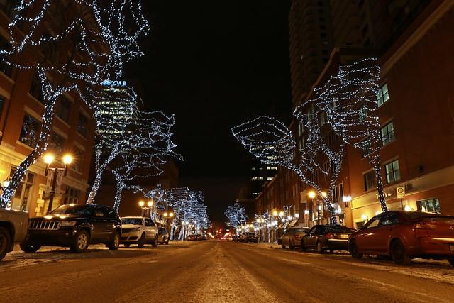 104 Street Downtown