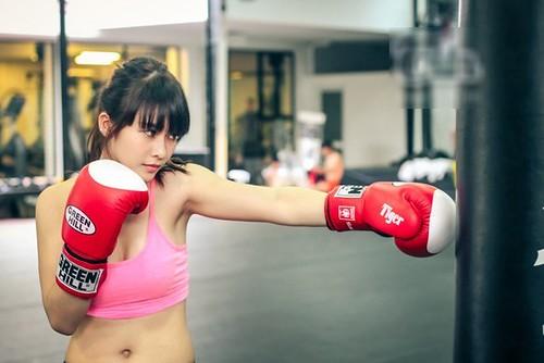 Luyện võ, tập thể thao để giải tỏa căng thẳng