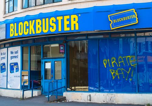 Blockbuster Southampton, England