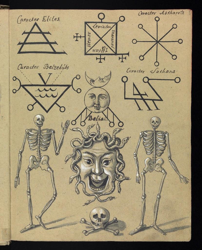 Compendium rarissimum totius Artis Magicae sistematisatae per celeberrimos Artis hujus Magistros - Folio 2 recto, 1766-1775