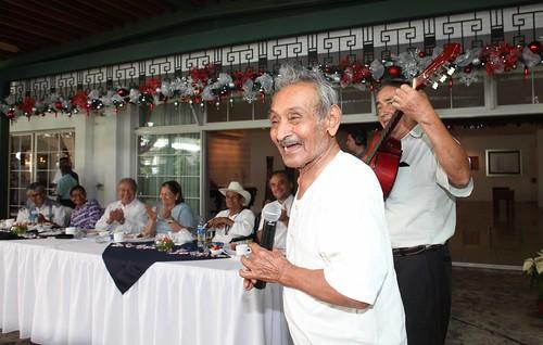 Casa Abierta con Comunidades indígenas del país. 6-12-2014
