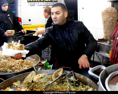 Vendeur+kebab