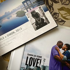 I love seeing my work printed... I really love seeing two books on the coffee table at another clients house! #buyprints #portraits #repeatbusiness #wordofmouth