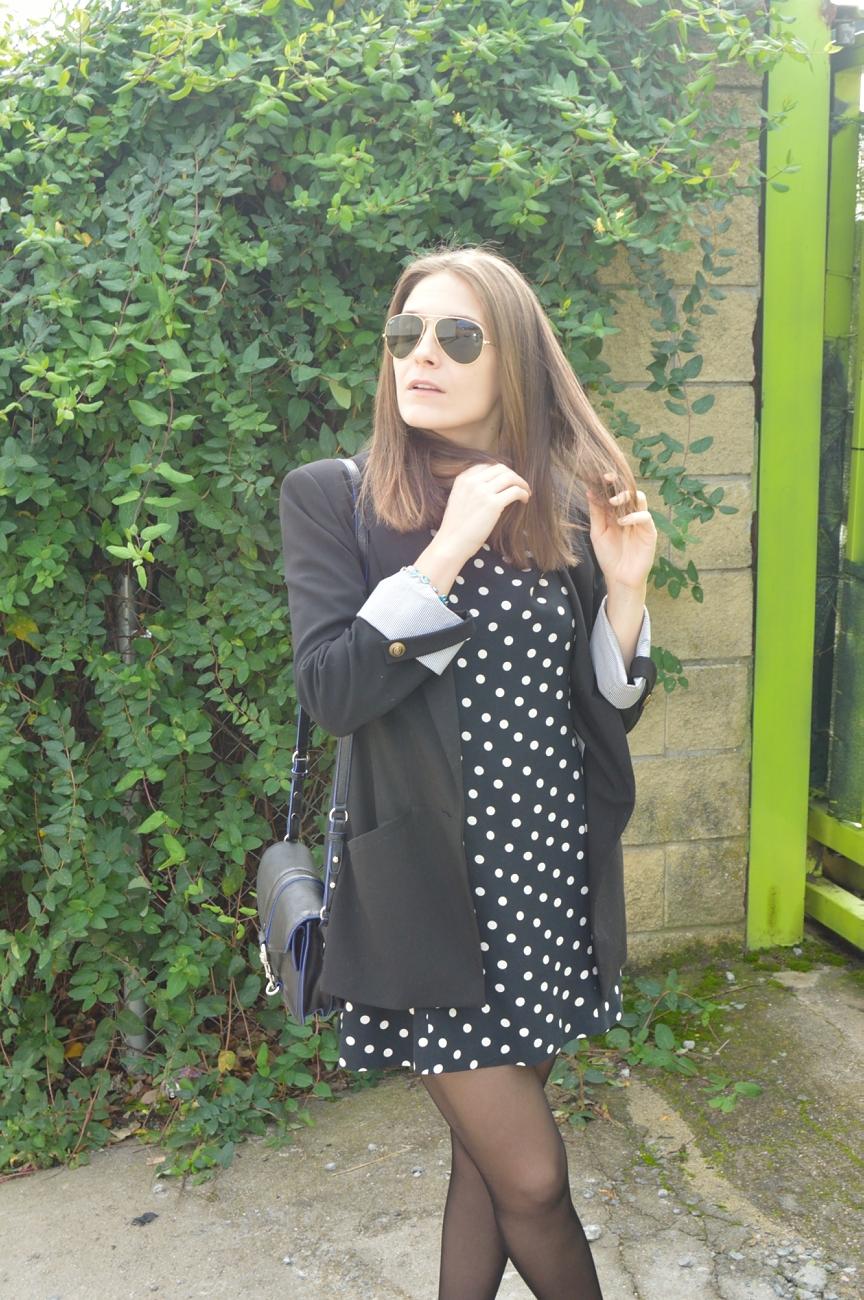 lara-vazquez-mad-lula-style-dots-dress-black-white-combo