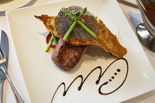 情侶約會必吃的高雄新國際西餐廳-名不虛傳的美味A餐與海陸套餐 (9)