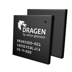 DRAGEN Chip Large Ball Array