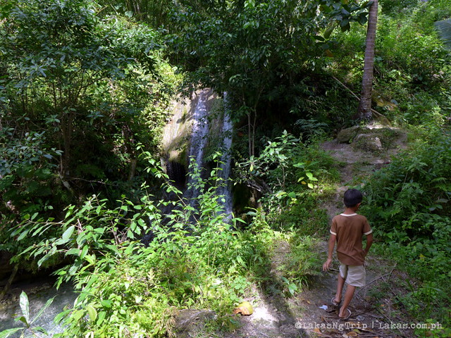 This was how Pampam Falls looked like when we approached it. Iligan City, Philippines