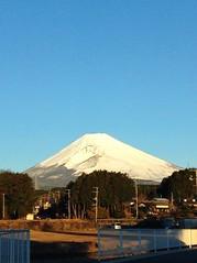 Mt.Fuji 富士山 12/19/2014