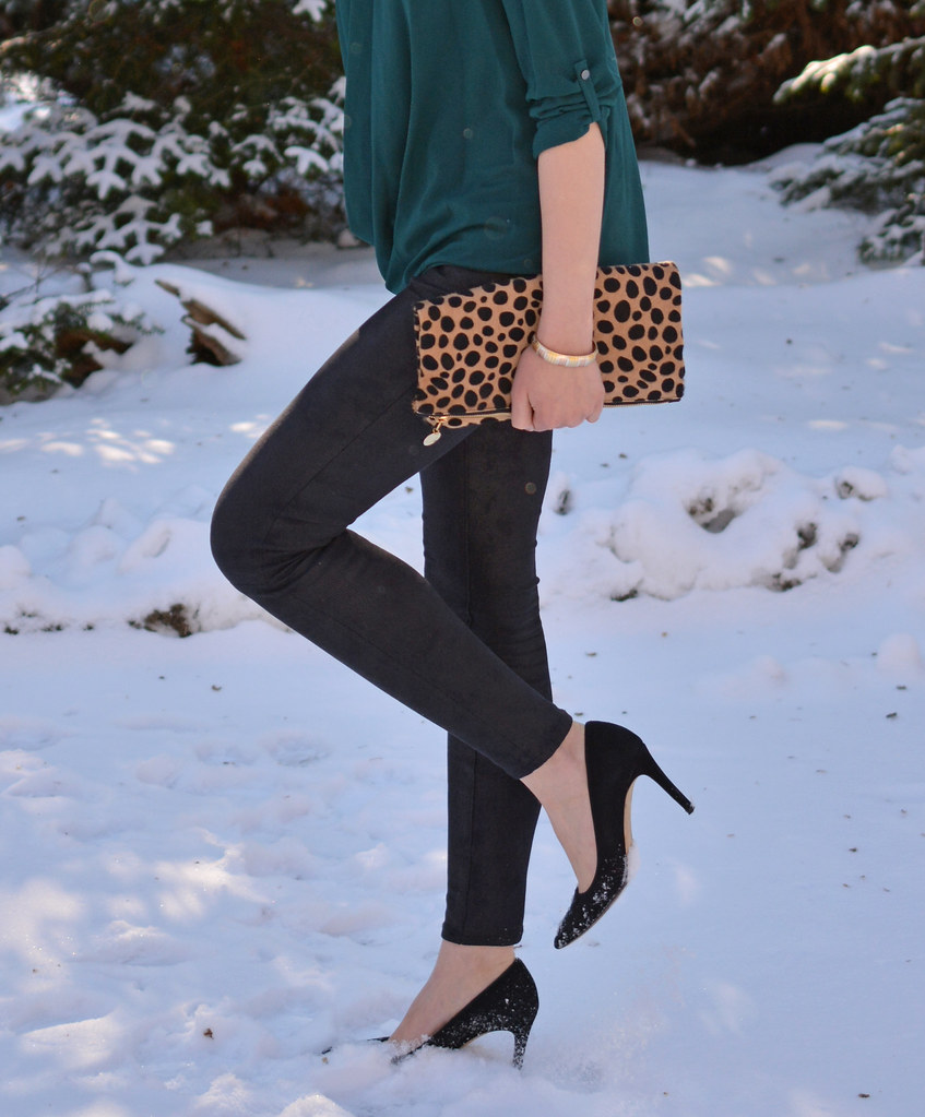 Leopard and Green 2