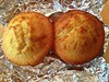 cornbread muffins from Hard Knox Cafe Dogpatch San Francisco