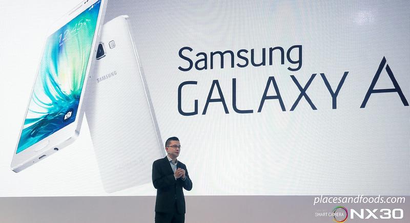 Galaxy A Launch Malaysia Julian Thean
