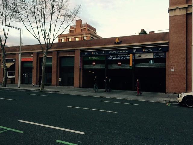 西班牙 租車 Car Rental in Spain