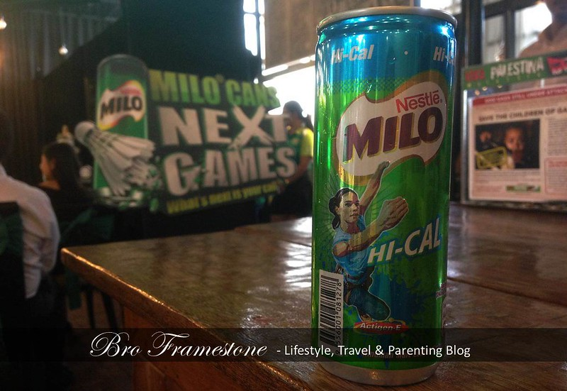 MILO Cans Next Games - Reimagine Badminton
