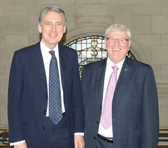 Philip Hammond and David Hodge