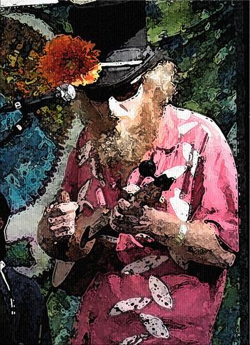 Troll Garcia Band courtesy of Reverbnation