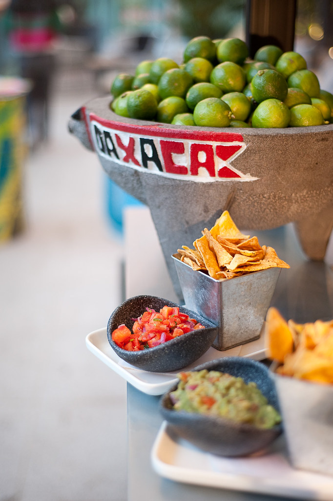 This is a picute of Cardiff Wahaca salsa