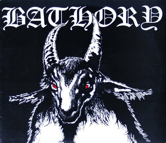bathory st selftitled goat black viking metal 12quot vinyl