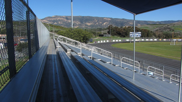 IMG_8928 Dos Pueblos high school stands view