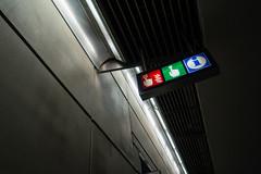 St Pancras station platform