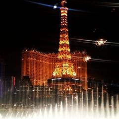 Ah quanto amo Parig... Ehm Las Vegas!
