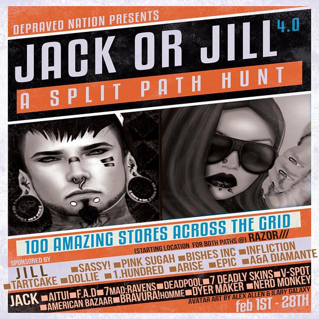 Jack or Jill 4.0