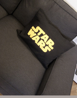 Star wars pillow.