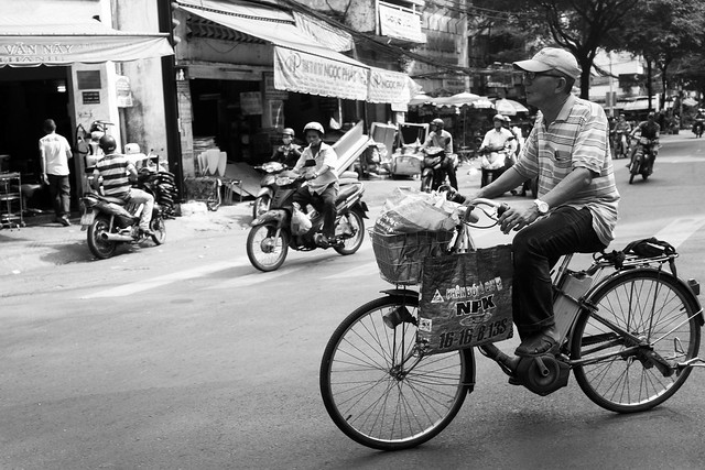 The Saigon Cyclist