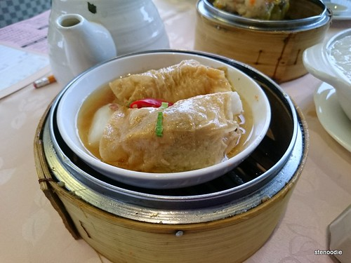 Steamed Chinese Yam with Chicken