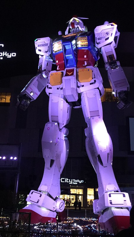 Odaiba (Gundam) - 140