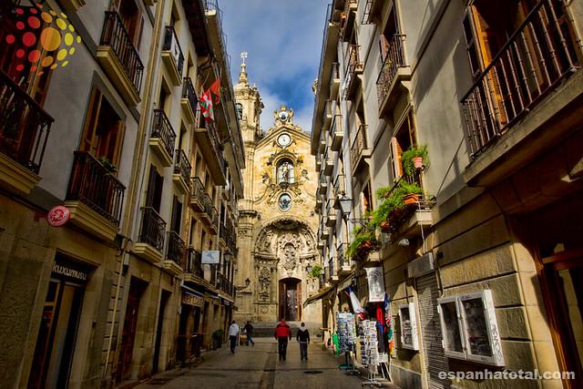 se hospedar em San Sebastián