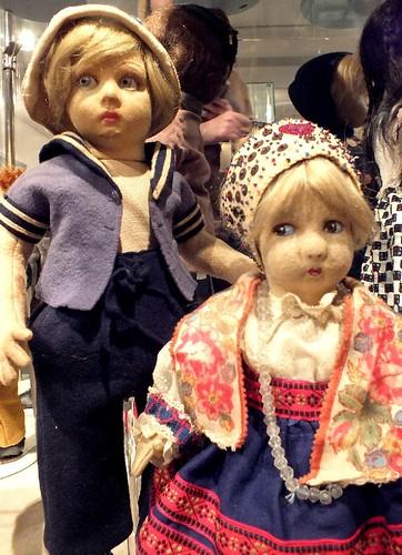 Lenci bambola russa 1930